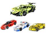 积木遥控车DIY遥控拼装积木模型玩具车儿童玩具