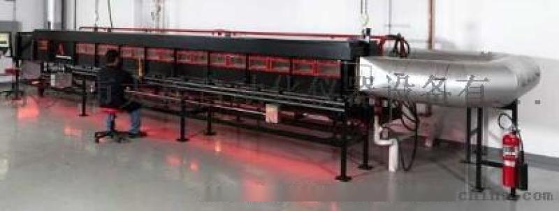 UL910电缆光缆水平隧道炉