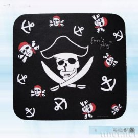 海盗骷颅滑鼠垫(AW-023)
