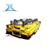 蓄电池电动平板车电动平板小车大件运输设备机器人双向牵引轻载