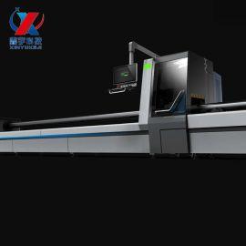 直销光纤激光方管切割机  数控激光切管机