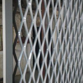 铝板防护网 重型铝网拉伸网 铝板网