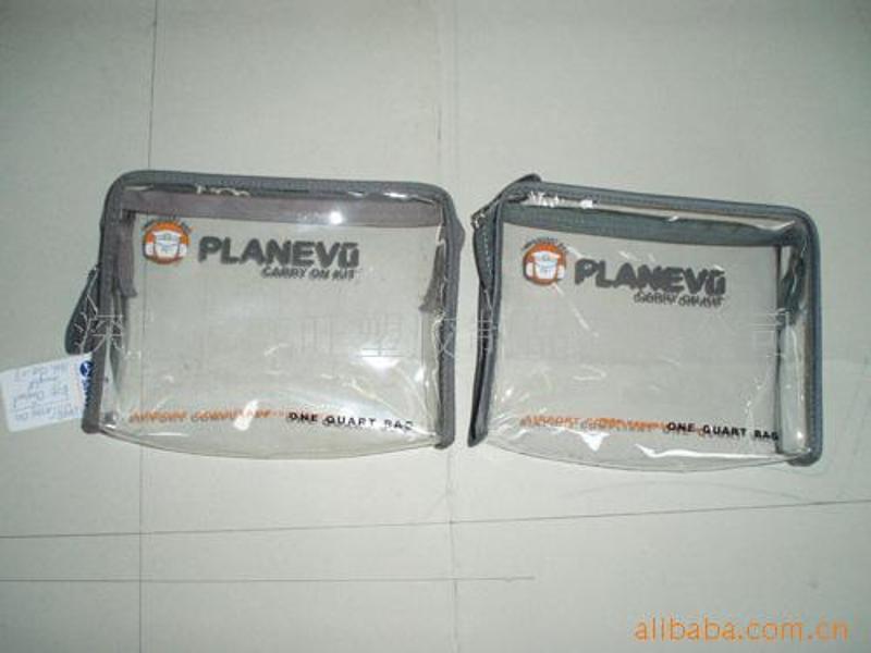 专业定作PVC袋,PVC礼品袋, pvc拉链袋