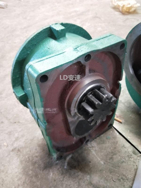 卧式LD变速 电动单梁起重机变速箱 LD齿轮箱