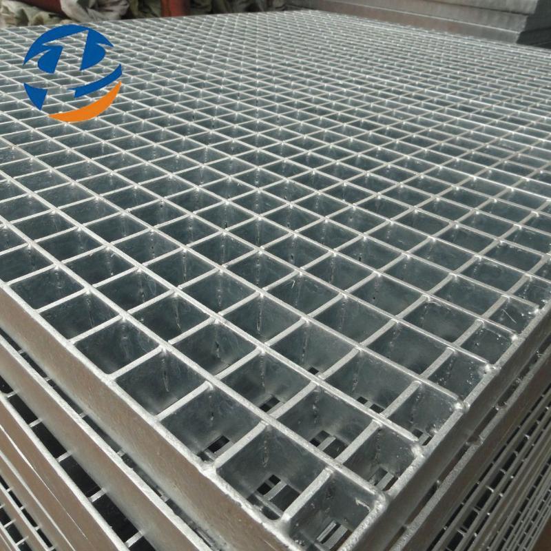 异形钢格板厂家定制 洗车房烤漆房承重钢格板 插接复合筛网格栅板