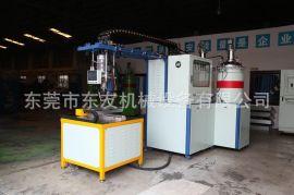 厂家供应 东莞滤清器发泡机 优质小型聚氨酯发泡机