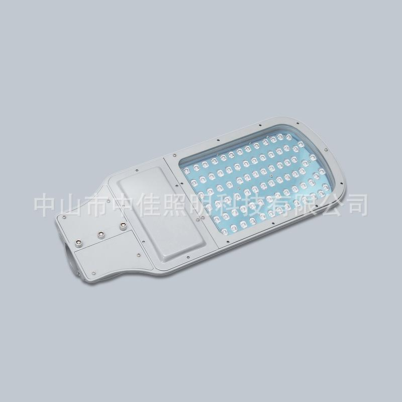led路灯头压铸搓衣板路灯外壳 大功率平板路灯