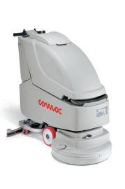 電瓶驅動手推式全自動洗地機