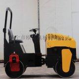 小型座駕壓路機850型座駕式壓路機雙鋼輪座駕壓路機