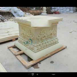 广东砂岩人造砂岩柱墩艺术砂岩柱