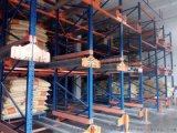 江門市江海區滘北鎮貨架,24小時手機服務熱線:13702351559(余經理) 堆垛式貨架,又叫巧固架、堆垛貨架,是從托盤衍生出來的搬運、存儲設備,是貨物單元集