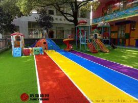 幼儿园人造草地面球场坪施工建设厂家,环保耐用