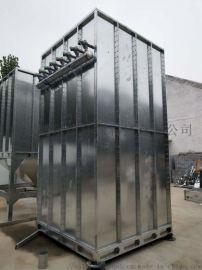 安装粉尘处理设备**除尘器 袋式除尘器