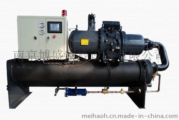 工业冷水机  组件是什么