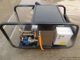 沃力克集裝箱清理高壓清洗機