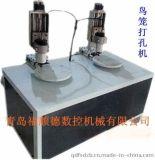 两工位鸟笼自动打孔机