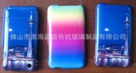 浮雕手机壳打印,手机套彩绘,高品质UV数码打印,皮革喷绘彩打
