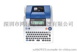 兄弟标签机PT-3600普贴趣桌面式不干胶标签打印机