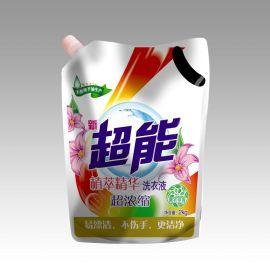 厂家直销各种塑料包装袋,吸嘴自立袋