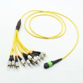 MPO跳线  MPO-FC光纤跳线 12芯束状跳线  ——深圳科海