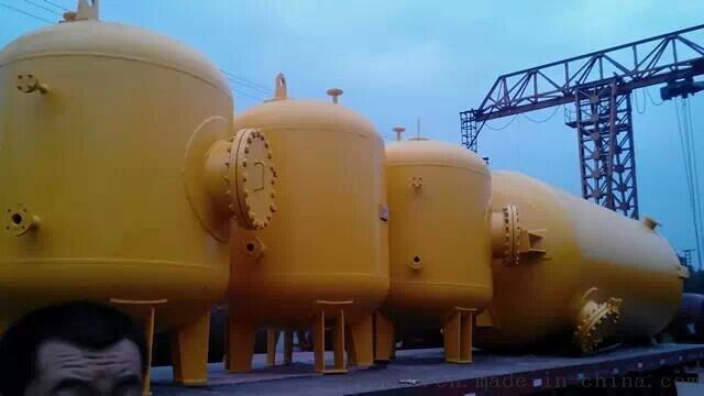 供应山东上市公司菏锅牌 5立方至100立方 液氨蒸发器 液氨蒸发器价格