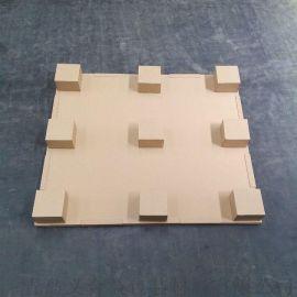 纸托盘青岛厂家定制 出口包装欧标蜂蜜板纸栈板 义合益供应