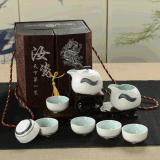 西安陶瓷茶具批发  西安茶具礼品订做