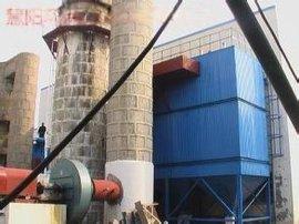 6t/h燃煤蒸汽锅炉袋式除尘器