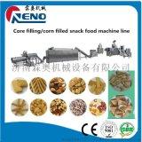 台湾夹心米饼设备是双螺杆膨化机的一种