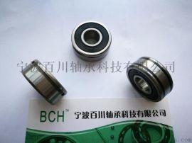 B10-50D 外圈偏心环汽车发电机轴承 =WAI 10-1050-4W