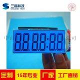 厂家供应仪表压力表lcd液晶显示屏 开模订制 生产段码LCD液晶屏