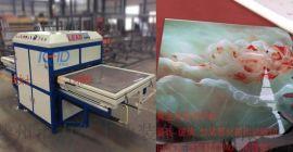 瓷砖画玻璃画双工位木纹转印机 转印机生产厂家