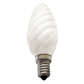 TW35波紋燈泡 磨砂 鋁燈頭