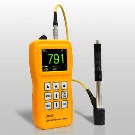 便携式里氏硬度计 测量硬度的仪器选LM500硬度计