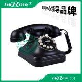 供應合701老式按鍵式電話機仿古電話機復古電話機座機電話古董電