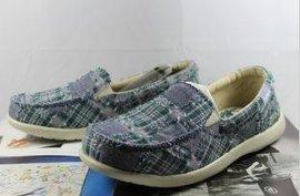 乞丐帆布鞋
