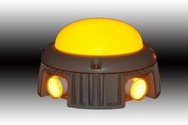 4W大功率LED十字点光源,景观照明,亮化照明,金黄光星光灯