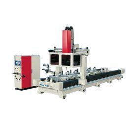 厂家直销五轴数控加工中心铝型材加工设备