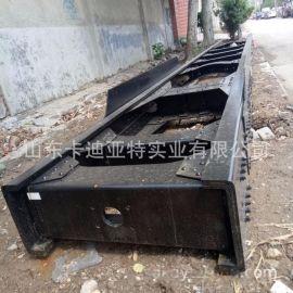 陕汽德龙F3000车架大梁 德龙F3000DZ93259517960原厂锰钢厂家直销