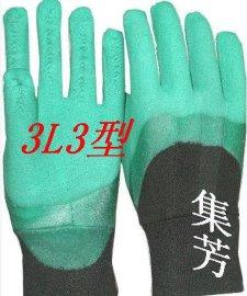 橡膠手套3L3型