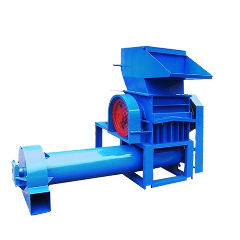 郑州直销塑料粉碎机 可定制废旧玩具细碎机 再生物资回收利用设备