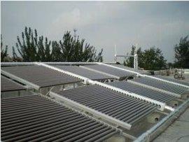 龙田--太阳能热水工程简介