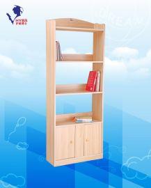 我家空间简易书架 书房单独书架 我是小书架护 护眼博士F-2