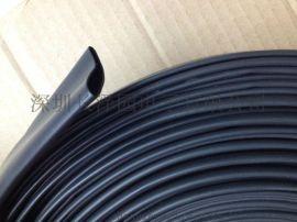 CB-FKM 超薄 氟橡胶热缩管黑色Ф12.7(耐霉菌)