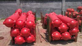 專業加工生產缸徑140mm推移千斤頂大立柱