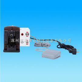 海胜厂家直销 HS-PC 小金钢压接机  水晶头 网线电话线 压接机 铆压机 机器一年保修