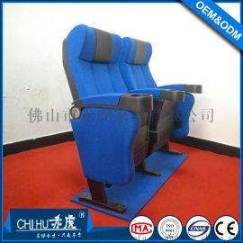 厂家直供布艺vip影院座椅 可折叠布艺影院座椅 高端定制(赤虎影院沙发)