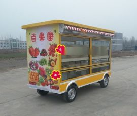 天纵TZCC-3手抓饼麻辣烫电动小吃车价格