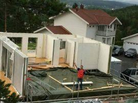 住宅装配化防火墙板、氧化镁板、玻镁板