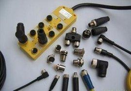 m12防水连接器,M12传感器连接器